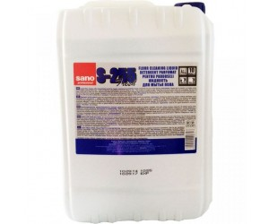DETERGENT PARDOSEALA UNIVERSAL CONCENTRAT SANO FLOOR CLEANER S-255 10litri