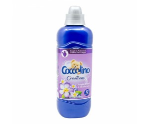 Balsam rufe Coccolino Creations Purple Orchid & Blueberries, 925 ml, 37 spalari