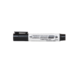 MARKER WHITEBOARD AIHAO 7181 VARF ROTUND 1-3mm NEGRU