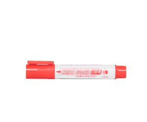 MARKER WHITEBOARD AIHAO 7181 VARF ROTUND 1-3mm ROSU