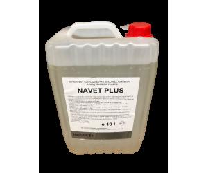 DETERGENT PROFESIONAL DEGRESANT ALCALIN SPALARE NAVETE PLASTIC INDUSTRIA ALIMENTARA NAVET PLUS 10 LITRI