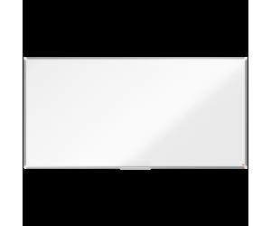 Tabla NOBO Premium Plus, otel lacuit, 240x120 cm, magnetica, include marker si tavita, alb