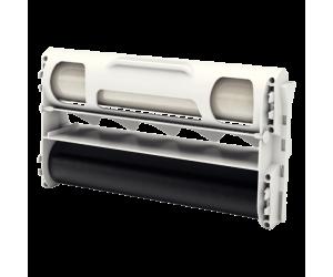 Cartus folie Xyron, laminare si adeziv magnetic, A4, 80 mic, 3.5 m, negru/transparent