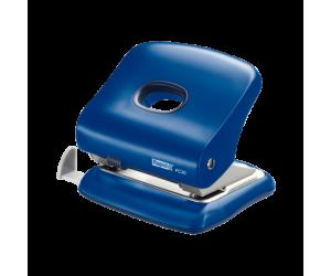 Perforator plastic Rapid FC30, 30 de coli, cutie, albastru