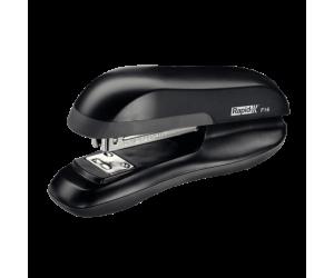 Capsator plastic Rapid F16, 30 coli, cutie, capsare inchisa/deschisa sau tip cui, negru