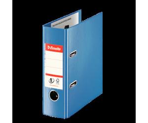Biblioraft Esselte No.1 Power VIVIDA, PP/PP, A5, 75 mm, albastru