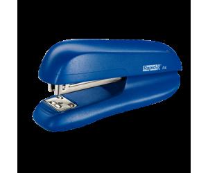 Capsator plastic Rapid F6, 20 coli, capsare inchisa/deschisa, cutie, albastru