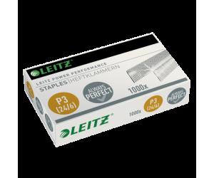 Capse Leitz Power Performance, P3, 24/6, 1000 buc/cutie