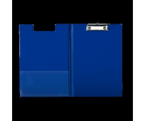 Clipboard Esselte dublu, PP, A4, 200 coli, albastru