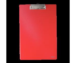 Clipboard Esselte Standard, PP, A4, 200 coli, rosu