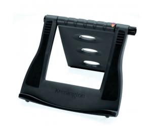 Suport pentru laptop Kensington SmartFit Easy Riser, cu spatiu pentru racire, gri