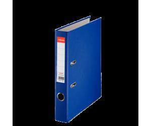 Biblioraft Esselte Economy, PP, A4, 50 mm, albastru