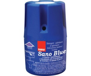 ODORIZANT TOALETA PT BAZIN APA SANO BLUE-GREEN-PURPLE 150g