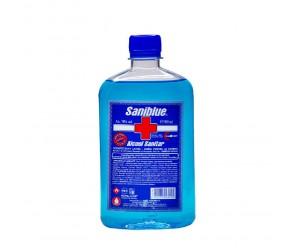 SPIRT CONTINUT DE ALCOOL SANITAR 70% SANIBLUE 500ml