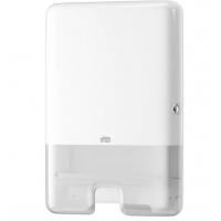 Dispenser prosoape maini pliate Tork Xpresss Multifold Sistem H2 Alb