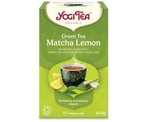 Ceai Yogi Tea Bio VERDE MATCHA cu LAMAIE 17 pliculete / cutie